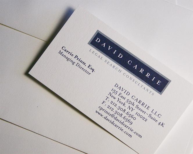DAVID CARRIE LLC