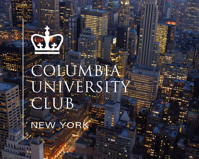 COLUMBIA UNIVERSITY CLUB